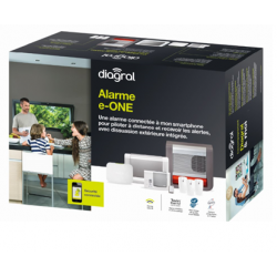 Pack alarme e-ONE DIAG17ASX