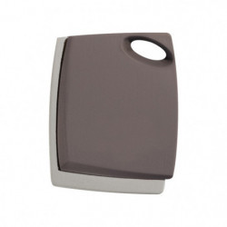 Badge couleur Taupe DIAG47ACX